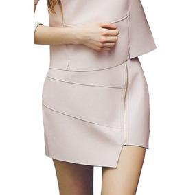 Falda Vinipiel - Faldas de Mujer en Mercado Libre México b8844414169e