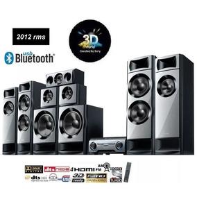 Sony Muteki 7.2 3d 2012rms, Sound 3d Bluetooth Usb