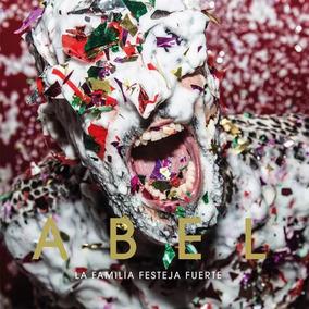 Abel Pintos La Familia Festeja Fuerte 2cd/1dvd/libro Breyer