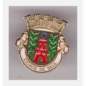 Pin - Brasão Do Município De Seia / Portugal