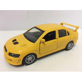 Miniatura 1/32 Mitsubishi Lancer Evolution Vll Metal New Ray