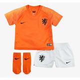 Kit Infantil Holanda 2019 Oficial Completo Frete Gratis 97f0c02d5e84f
