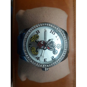 Reloj Ingersoll Mickey Disney Envío Gratis