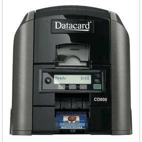Impressora Datacard Cd800 P Cartões - Duplex 12x Sem Juros