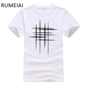 Rumeiai 2018 Simple Diseño Creativo Línea Cruz Imprimir Algo · 43 colores 7fc02c3467180