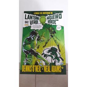 Lendas Do Universo Dc Arqueiro Verde Lanterna Verde 1 E 3