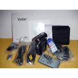 Camara Digital Vivitar Dvr-550 De 5.2 Mgpx (01)
