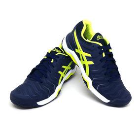 Tênis Asics Gel Katana Azul verde Limão laranja - Tênis no Mercado ... d5dffce8a7ec7