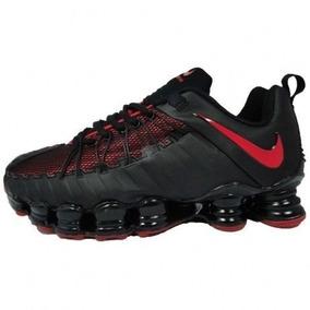fd013305f73 Nike 12 Molas Rosa - Tênis Preto no Mercado Livre Brasil