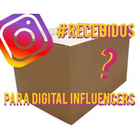 Caixa Misteriosa Para Digital Influencers! #mimos