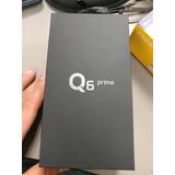 Celular Q6 Prime Nuevo Telcel Garantía Telcel De Un Año