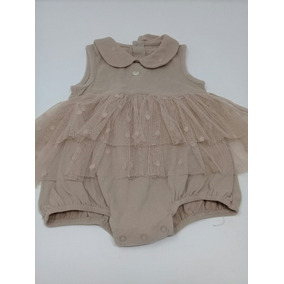 Pañalero Vestido Mon Caramel Baby. La Segunda Bazar bc16ecb7878c