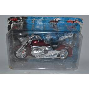 Miniatura Moto Honda Rune 1:18 Maisto Wheelers 2 Fresh Metal