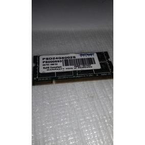 Memoria Notebook 4gb Ddr2 800 1 Pente