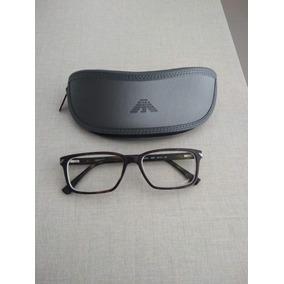 c725361d5202b Armação Óculos Emporio Armani Ea 3072 Com Estojo Original. R  170