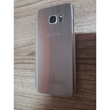 Galaxy S7 Edge Prata (leia Anuncio)