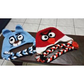 Toucas De Croche De Personagens - Pelúcias no Mercado Livre Brasil bc5636ce2c3