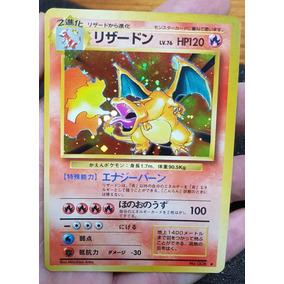 Pokemon Tcg Base Set Japonês 1996 Super Mint 193 Cartas