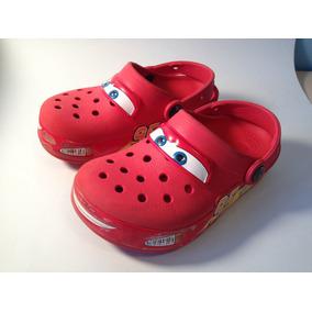 0855e975c01 Crocs Do Relampago Mcqueen Do Meninos - Calçados