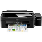 Reset Almohadillas Impresora Epson L380