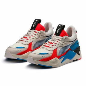 Puma Rs-x Reinvention Estilo Dad Shoes Balenciaga Chunky Og