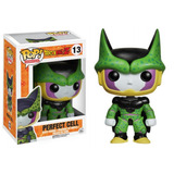 Figura Funko Pop Cell #13 Dragon Ball Z - Factura A / B