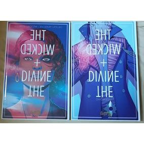 Hq The Wicked The Divine - Edicões 01 E 02