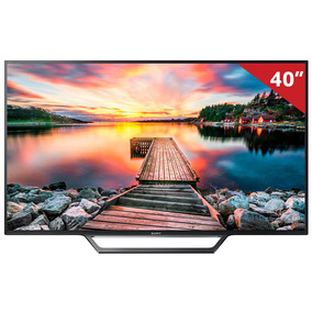 Smart Tv Led 40 40w655d Sony, Full Hd Hdmi Usb Com X-realit