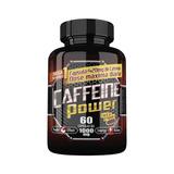 Caffeine Power 1000mg 60 Cápsulas - Katiguá