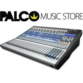 Mesa De Som Digital Presonus Studiolive 24.4.2 - Loja Palco
