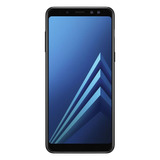 Smartphone Samsung Galaxy A8 Dual Chip 64gb 16mp Preto