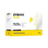 Ever Fit Plus 90 Comprimidos Completo De Vitaminas Antioxi E