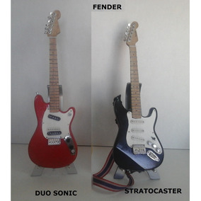 Mini Guitarras Electricas Varios Modelos, Fender Y Gibson