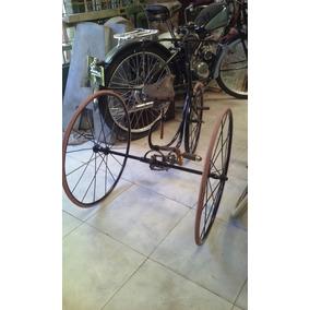 Triciclo Antiguo, Bicicleta, 1890.