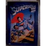 Dvd Superman 3 Frete Gratis