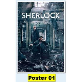 Poster Cartaz Sherlock (20x30 #001