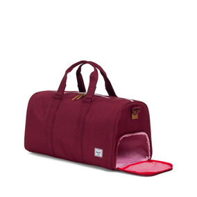 Bolso Herschel Supply Co. Novel Mid-volume Bordo
