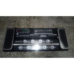 Pedal Multiefectos Pedalera Zoom G9 2tt