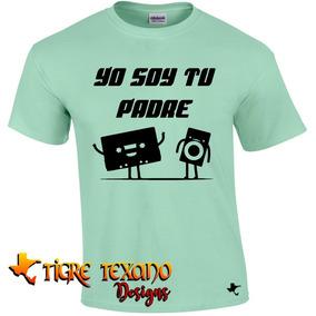 Playera Para Papás, Padres Mod 39 By Tigre Texano Designs