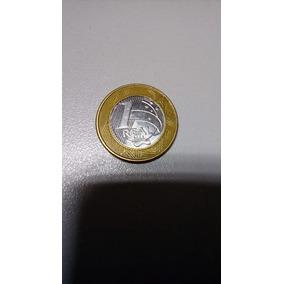Moeda R$1,00 Reservo Invertido
