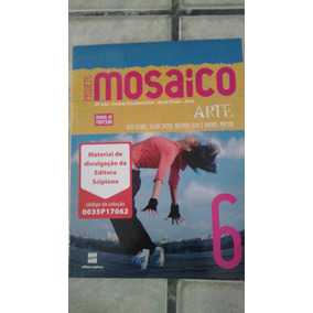 Projeto Mosaico Arte 6 Professor