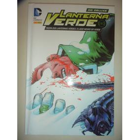 Lanterna Verde Tropa Dos Lanternas Verdes O Lado Negro Panin