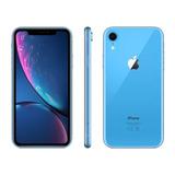 iPhone Xr 128gb Apple Ios 12 4g + Wi-fi Câmera 12mp