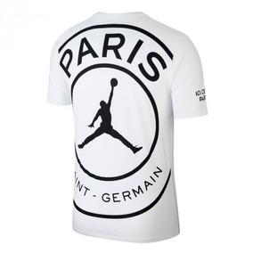 Jordan X Psg Paris Saint Germain Playera Logo