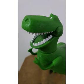 Toy Story Dinosaurio Rex Muneco - Muñecos de Toy Story en Mercado ... 2e49aecce67