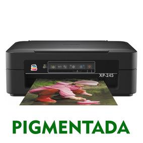 Multifuncional Epson Xp-245 Com Bulk Ink - Tinta Pigmentada