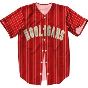 Kit 2 Jerseys Baseball Bruno Mars Hooligans 24k Magic f49845c05aa