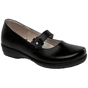 Zapato Escolar Ot18 Jeans Shoes 35014 Ng Talla 18 Al 25