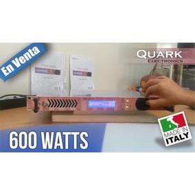 Transmisor Fm De 600 Watts Importado De Italia