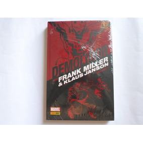 Demolidor Por Frank Miller & Klaus Janson Vol 1